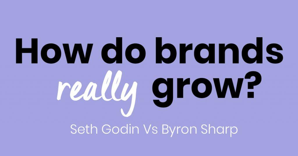 how do brands really grow